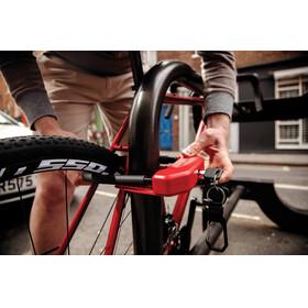 Hiplok DX - Antivol vélo - rouge/noir